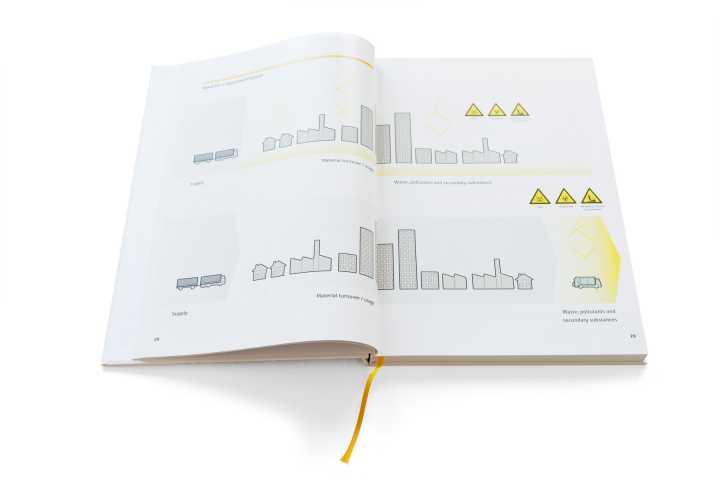 Editorial Design für Fachbuch - Layout, Satz, Illustrationen