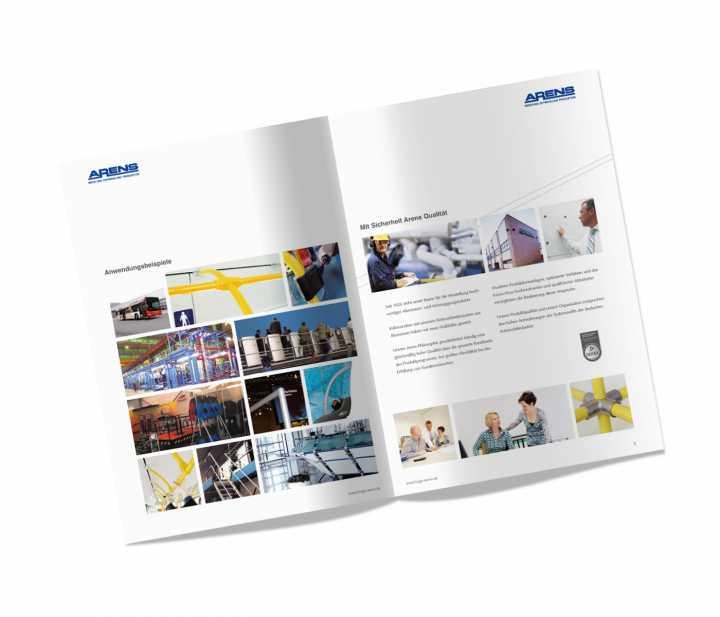 Produktprosekt - Konzept, Layout, Satz, Fotoaufnahmen