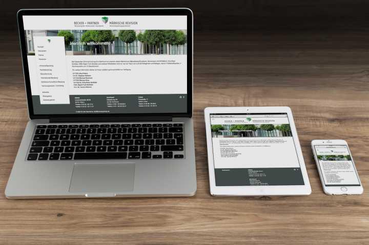 Responsive Webdesign - Entwurf, Umsetzung, CMS