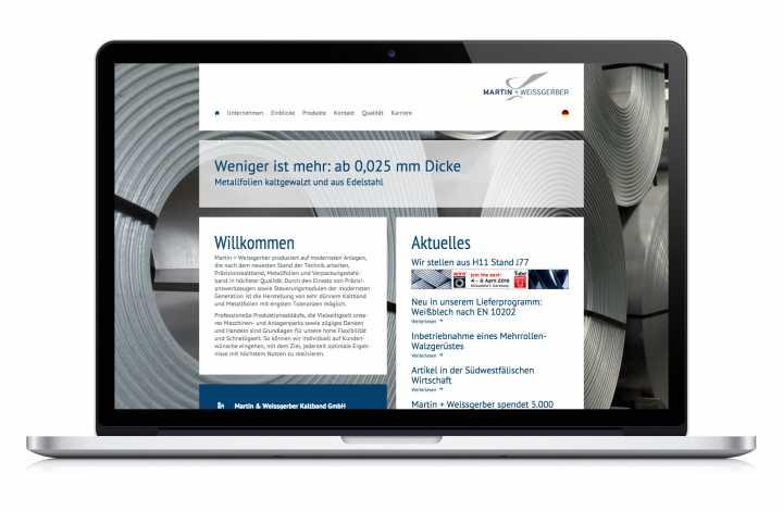 Webdesign - Artwork, implementation, CMS, photography