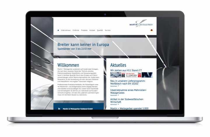 Webdesign - Entwurf, Umsetzung, CMS, Fotoaufnahmen