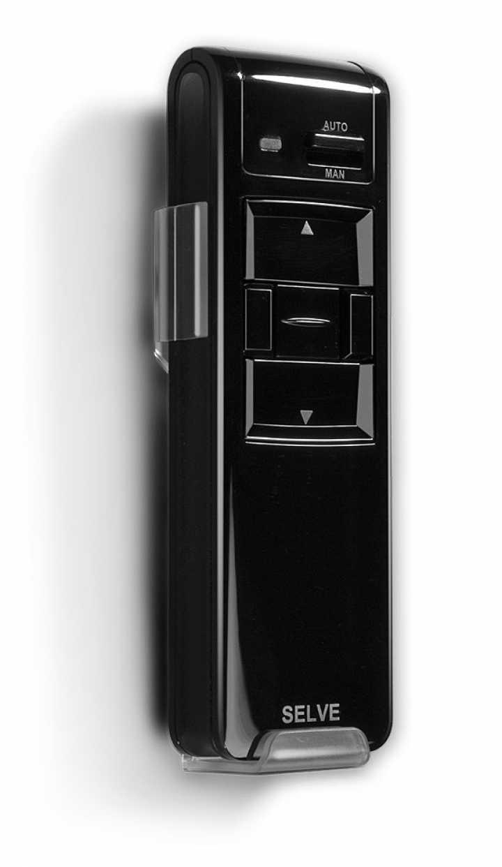 Hand-held transmitter - Product design, model making