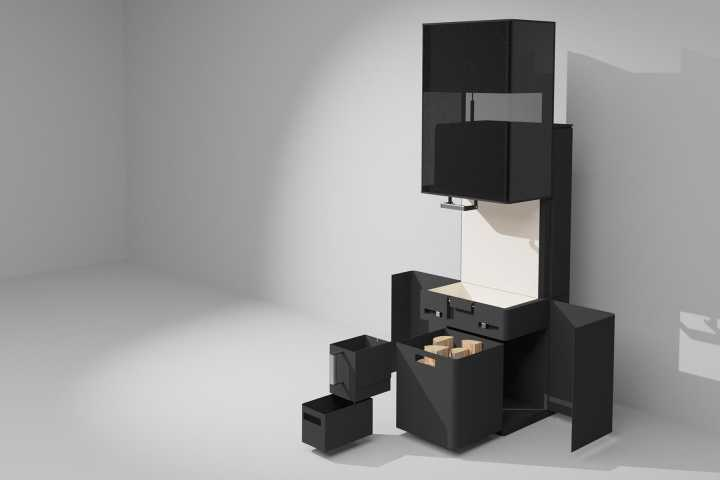 Kaminofen - Design zu verkaufen / Hersteller gesucht