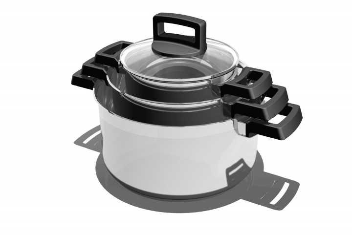 Kochtopf-Serie - Produktdesign, Prototyping