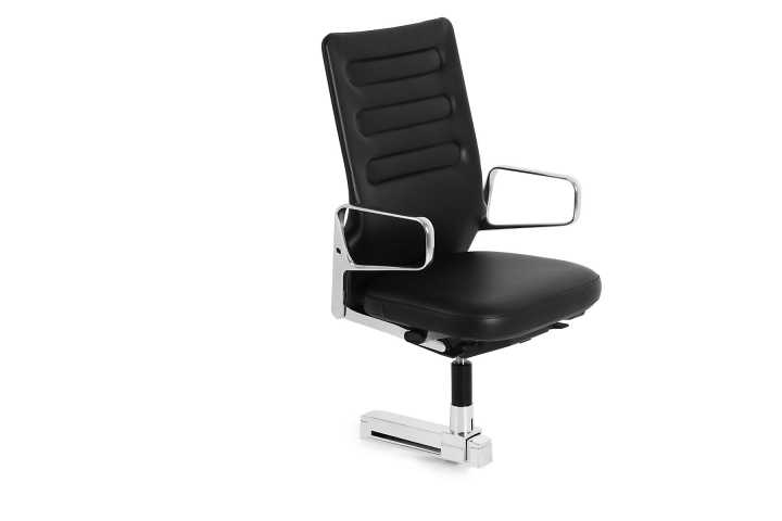 GRC - World's first freestanding Chair Guidance System - Product design