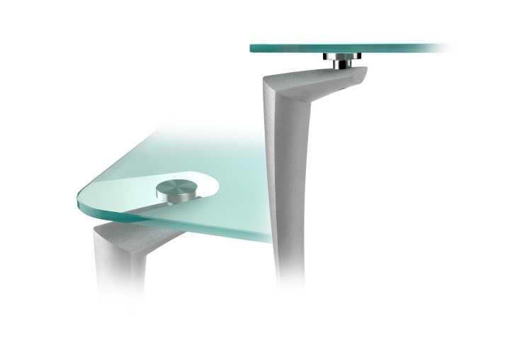 Tischserie - Idee, Designentwicklung