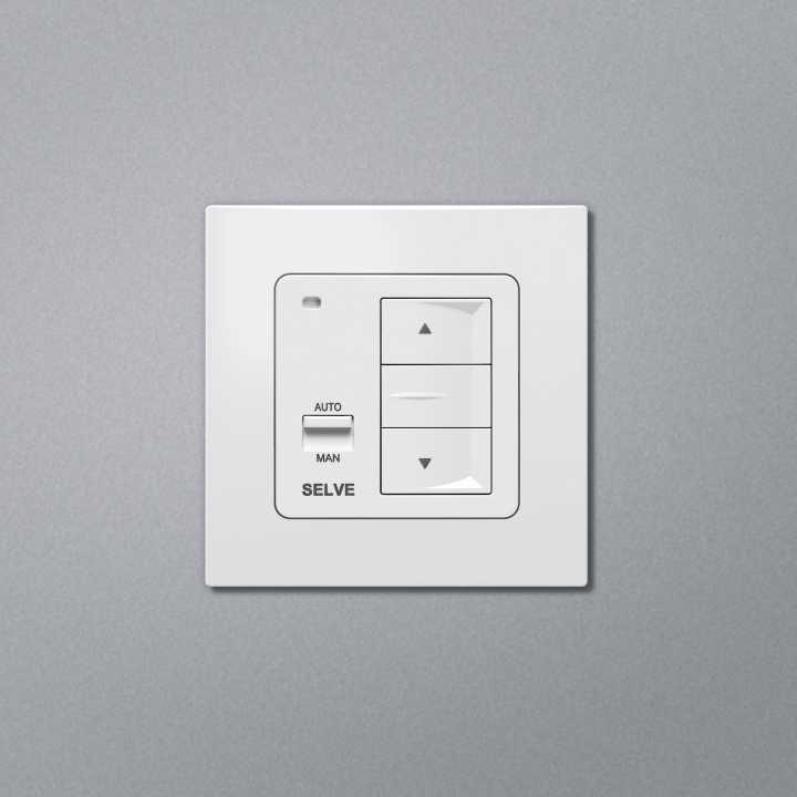 Funk-Wandsender - Produktdesign