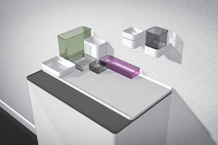 waschbecken mit integrierter armatur. Black Bedroom Furniture Sets. Home Design Ideas