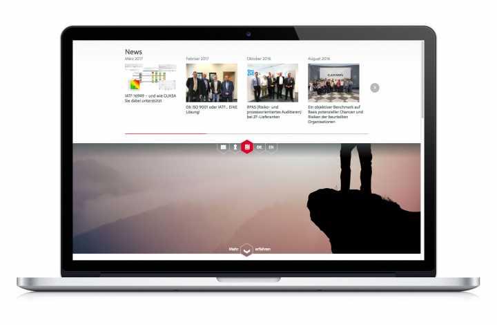 Responsive Webdesign - Konzeption, Entwurf, Umsetzung