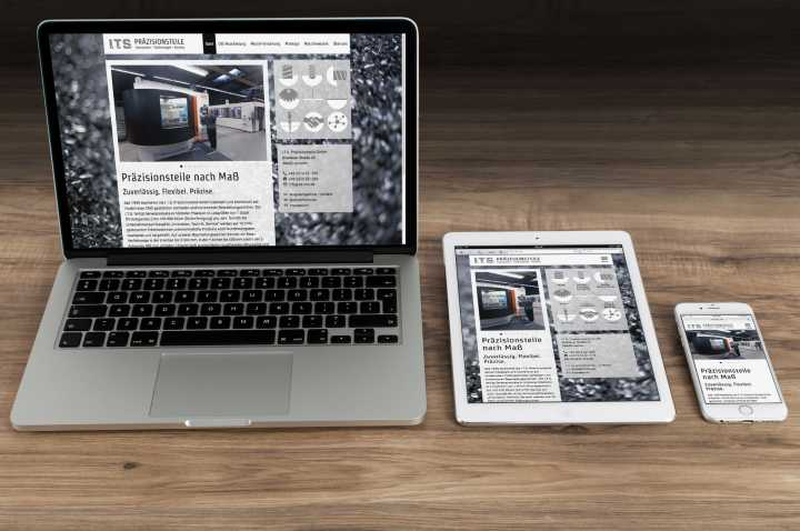 Responsive Webdesign - Redesign, artwork, implementation, photography