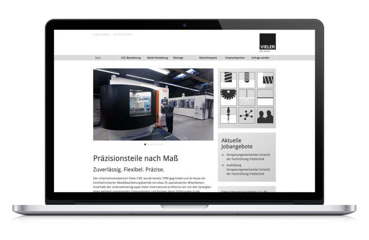 Responsive Webdesign - Redesign, Entwurf, Umsetzung, Fotoaufnahmen