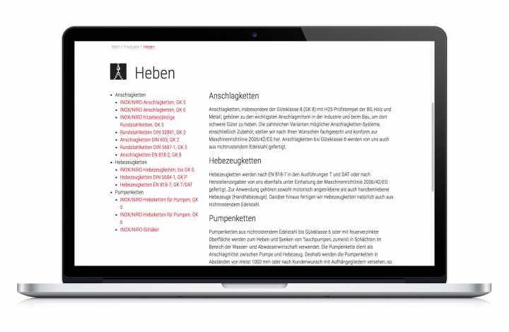 Responsive Webdesign - Artwork, implementation, CMS, logo redesign